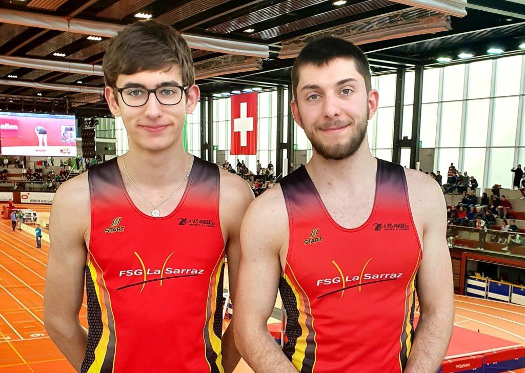 16-17 février 2020   Championnats suisse élites à St-Gall
