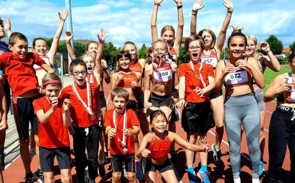 Swiss Athletics Sprint et championnats vaudois de relais