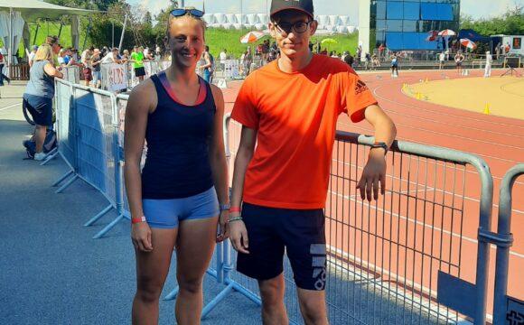 Championnats suisses U23 à Nottwil